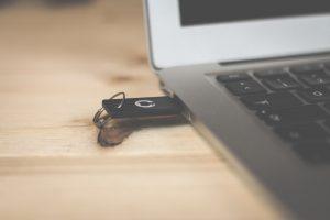 USB de arranque en macOS